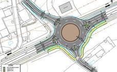 Fomento hace público el proyecto de glorieta entre la N-120 y la carretera a Montejos del Camino
