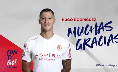 La Cultural confirma la salida de Hugo Rodríguez