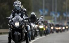 Tráfico intensifica la vigilancia de las vías más frecuentas por motoristas durante el fin de semana