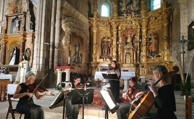 La Orquesta Sinfónica de Castilla y León actuará en distintos puntos emblemáticos del Camino de Santiago