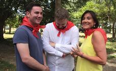 El PSOE clama en Sahagún contra Igea y el «juego de trileros» de la Junta en materia de sanidad