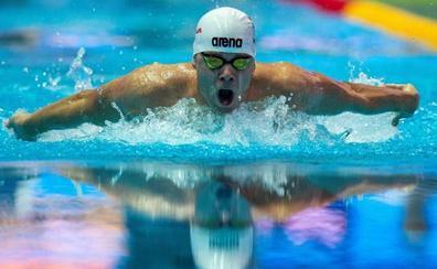 El nadador húngaro Kenderesi, retenido en Corea del Sur por presunto acoso sexual