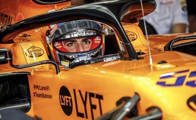 Sainz: «El podio se nos ha escapado»