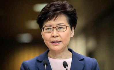 China mantiene su política de extradiciones pese a las protestas en Hong Kong