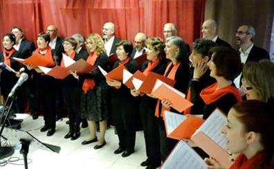 Eutherpe programa dos conciertos con el coro italiano L'insieme Harmonico