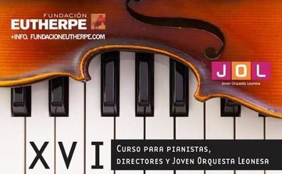 El XVI Curso para pianistas, directores y JOL llega desde el día 1 al 8 de septiembre