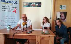 La falta de fondos ahoga a la Asociación Caracol, que pide ayuda a la sociedad de la provincia