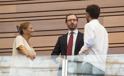 El PSOE reclamará el expediente de empadronamiento de Maroto para investigar si hubo fraude de ley