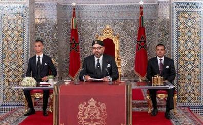 Mohammed VI celebra 20 años de reinado en un Marruecos profundamente desigual