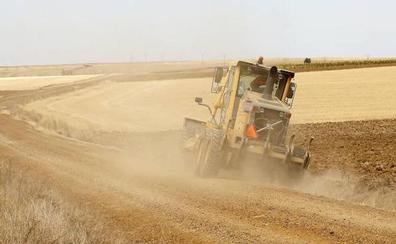 Constituidos los grupos de trabajo para la eliminación de topillo en las provincias de Palencia, Valladolid, León, Zamora y Burgos