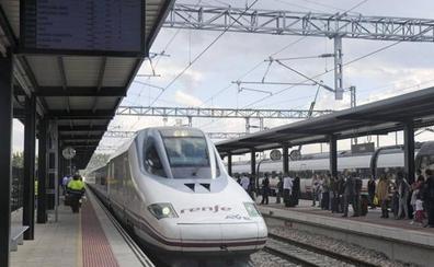 La huelga convocada por la CGT cancela nueve trenes en León