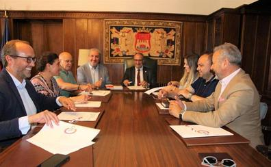 CEL y Templarium piden medidas urgentes para dinamizar la actividad económica de Ponferrada