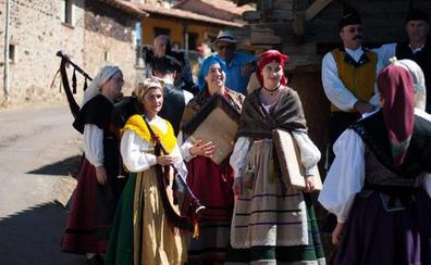 La música tradicional se vuelve a encontrar en Felechas