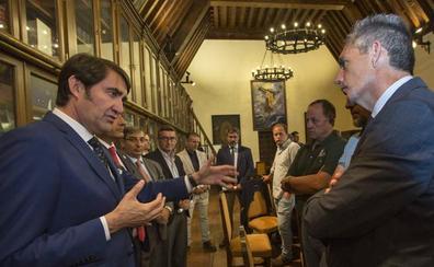 Suárez-Quiñones habla de «cóctel perfecto» para una campaña de incendios «peor» que 2018