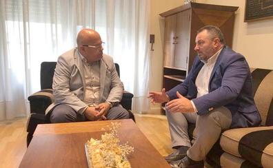 La Diputación y la Subdelegación del Gobierno se emplazan a «trabajar juntos por la provincia»