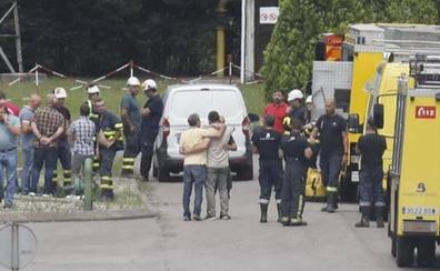 Fallece un operario de la central térmica de Mieres natural de León tras sufrir una caída en una chimena