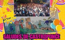Saludes de Castroponce celebra sus fiestas patronales en honor a El Salvador