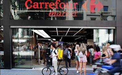 Carrefour Market entrega más de 14 toneladas de alimentos a personas en situación de emergencia social de Castilla y León