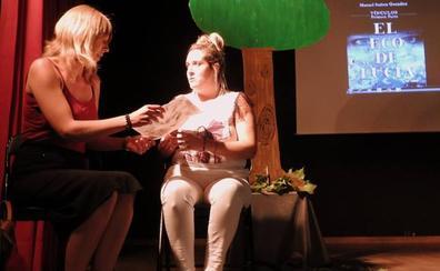 La Robla acoge la presentación de 'El eco de Lucía'
