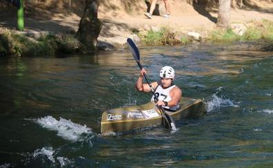 El canal de Sabero-Alejico aspira al Europeo de Aguas Bravas de 2021