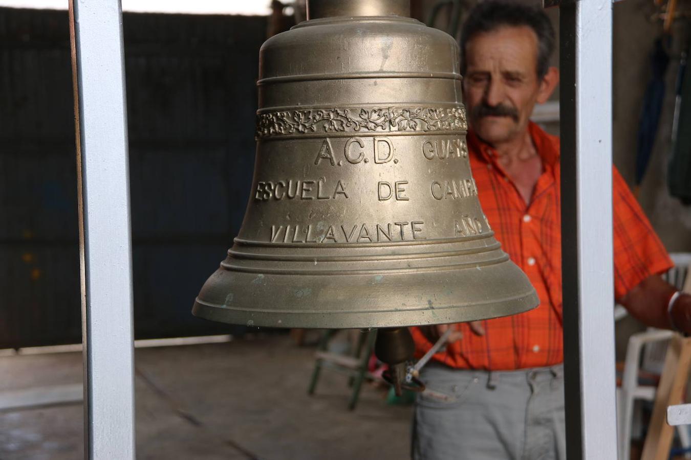 Hoy Villavante toca a fiesta