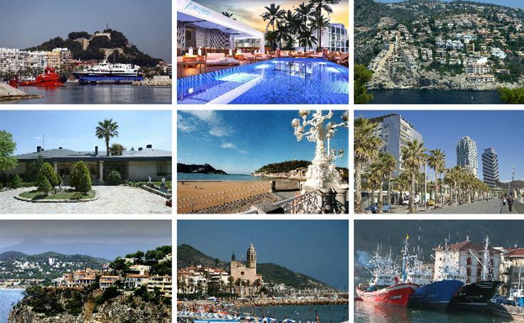 Los municipios de España donde más caro resulta comprar una vivienda