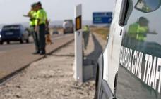 Localizado un joven conductor que circulaba a 228 kilómetros en Salamanca