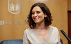 Madrid tendrá presidenta en un plazo de diez días