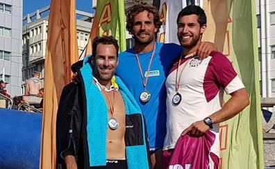 El Club Deportivo Salvamento León realiza su mejor Campeonato de España Absoluto de verano