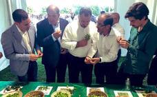 Morán apuesta por la modernización en la XIV Feria del Lúpulo y la Cerveza de Carrizo