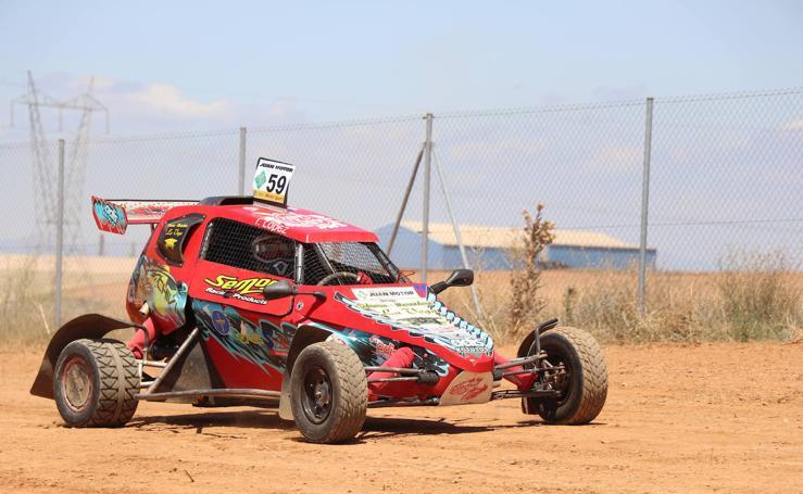 El mejor autocross se cita en el circuito de Los Cucharales