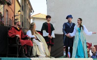 Una boda como las de hace ocho siglos