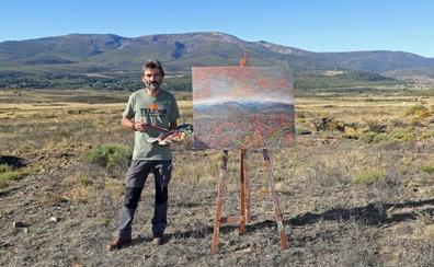 El pintor Luis Antonio Alonso recibirá la insignia de oro del grupo de acción local Montañas del Teleno