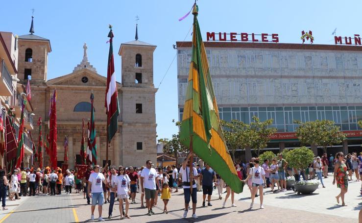El domingo más asturiano de Valencia de Don Juan