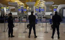 Los aeropuertos llevarán al extremo el control de sus empleados por seguridad
