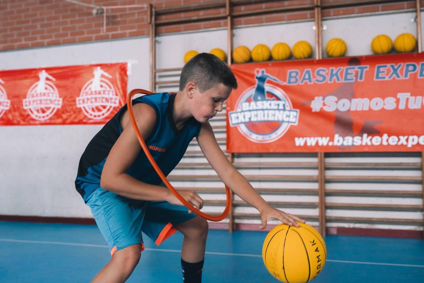 Nuevo éxito del campus Basket Experience