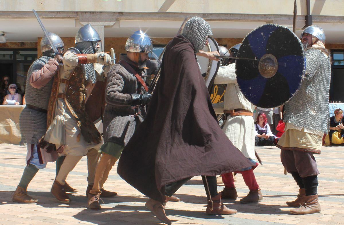 Villadangos acoge una nueva edición de sus fiestas medievales