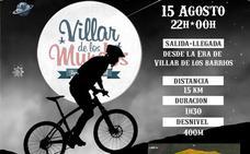 Una ruta nocturna como previa del Festival Villar de los Mundos recorrerá Los Barrios