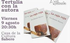 La Casa de Cultura de Sabero acoge una tertulia con la autora de 'La Caja Roja'