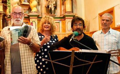 Versos a Oliegos llenó Cogorderos de música y poesía