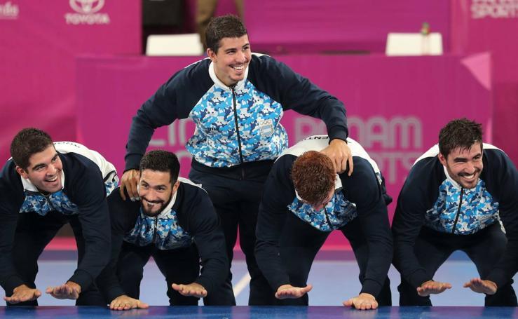 La Argentina de Cadenas y Carou, campeona de los Juegos Panamericanos