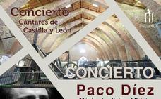 El MSM acogerá un concierto de Paco Díez