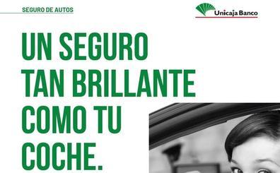 Unicaja ofrece un seguro de automóvil que permite aplicar al cliente un precio personalizado