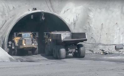 La última mina, Cerredo, sale a subasta por 60 millones de euros y espera poder 'resucitar'
