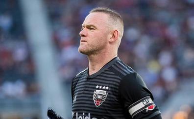 Rooney deja Estados Unidos y ficha por el Derby County