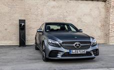 Mercedes Clase C 300 e, la eficiencia del híbrido enchufable