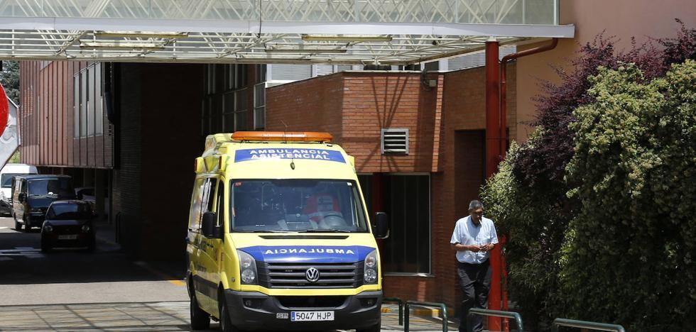 Muere un niño de 11 años que iba en bici arrollado por un coche en el norte de Palencia