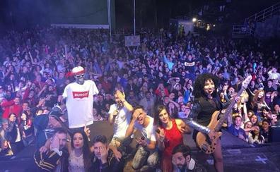 Burgo Ranero espera congregar a 5.000 personas en sus tradicionales fiestas