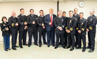 La Asociación del Rifle llama a Trump para recordarle su oposición a cualquier control de las armas