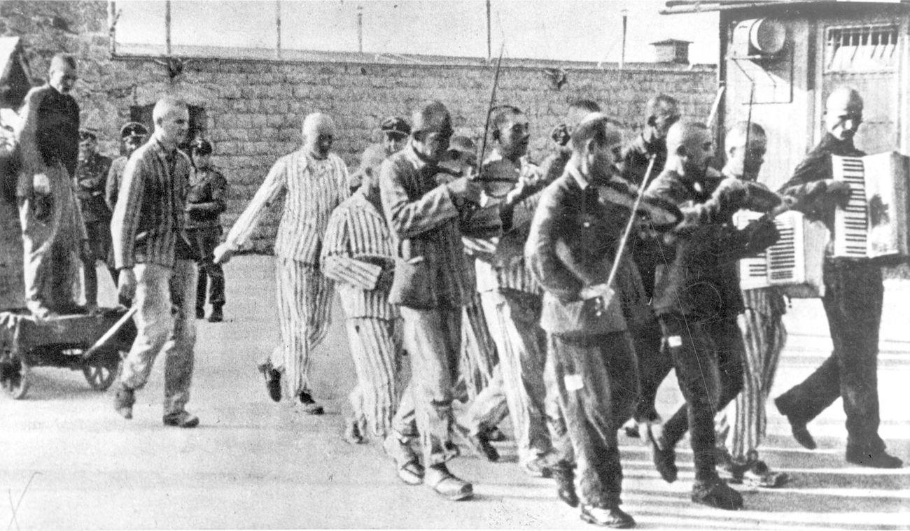 Muerte en Mauthausen